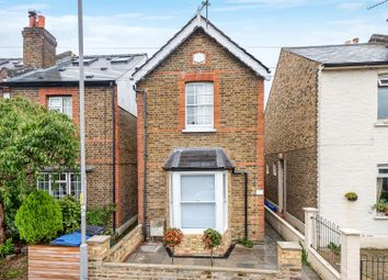 Thumbnail 3 bed detached house for sale in Elm Road, Kingston Upon Thames