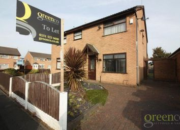 Thumbnail 2 bed semi-detached house to rent in Pampas Grove, Walton, Liverpool