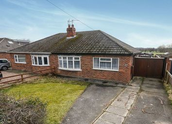 Thumbnail 2 bed bungalow for sale in Moor Lane, York
