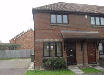 Thumbnail 1 bed end terrace house to rent in Staffa Close, Wickford, Essex
