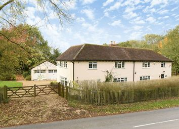 Thumbnail 4 bed detached house for sale in Southill Road, Old Warden, Biggleswade, Bedfordshire