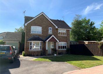 Thumbnail 3 bed detached house for sale in Laurel Gardens, Aldershot, Hampshire