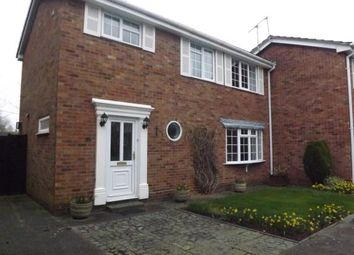 Thumbnail 3 bed semi-detached house for sale in Barrymore Court, Grappenhall, Warrington, Cheshire