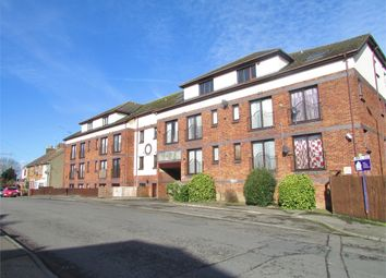 Thumbnail 1 bedroom flat for sale in Edward Court, Chatham, Kent.