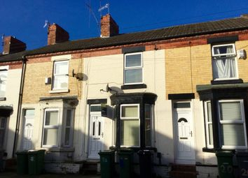 Thumbnail 1 bed terraced house to rent in Moorland Road, Tranmere, Birkenhead