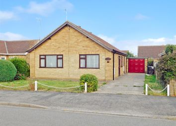 Thumbnail 3 bed detached bungalow for sale in Storeys Lane, Burgh Le Marsh, Skegness, Lincs