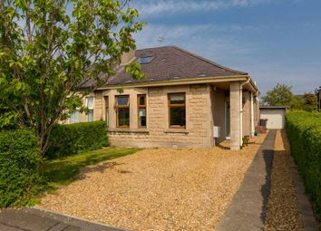 Thumbnail 3 bed semi-detached bungalow for sale in 5A Craigcrook Square, Blackhall, Edinburgh