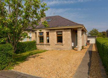Thumbnail 3 bed semi-detached bungalow for sale in 5A Craigcrook Square, Blackhall, Edinburgh