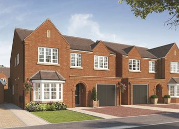 Thumbnail 4 bedroom detached house for sale in Holwell Road, Pirton, Hitchin