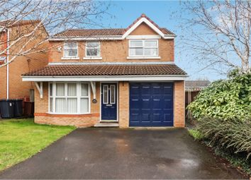 Thumbnail 3 bed detached house for sale in Buttercup Close, Liverpool