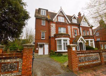 Thumbnail Studio to rent in Grassington Road, Eastbourne