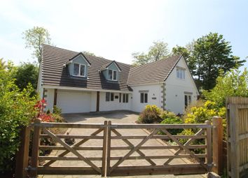Thumbnail 4 bed detached house for sale in Perran Downs, Goldsithney, Penzance