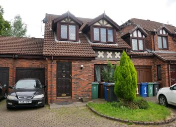 3 bed mews house for sale in Tudor Court, Prestwich, Manchester M25