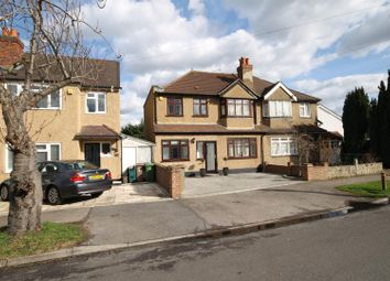 Thumbnail 3 bed semi-detached house for sale in Florian Avenue, Sutton