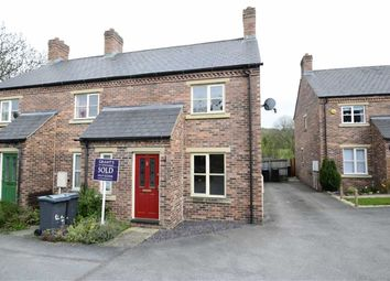 Thumbnail 2 bed property to rent in Spring Close, Wirksworth, Derbyshire