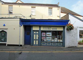 Thumbnail Retail premises to let in Mansel Street, Carmarthen, Carmarthenshire