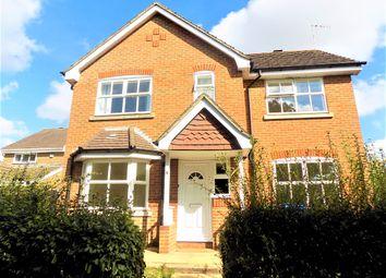 Thumbnail 3 bed detached house to rent in Verge Walk, Aldershot, Hampshire