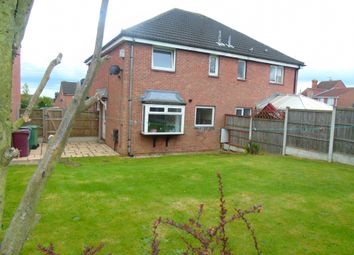 Thumbnail 1 bed semi-detached house to rent in Elmhurst Close, Broadmeadows, South Normanton, Alfreton