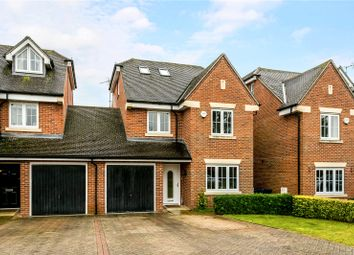 Thumbnail 4 bed detached house for sale in Gardener Walk, Holmer Green, High Wycombe, Buckinghamshire