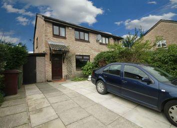 Thumbnail 3 bedroom semi-detached house for sale in Littlebourne Walk, Sharples, Bolton, Lancashire