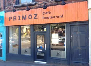 Thumbnail Restaurant/cafe for sale in Storth Park, Fulwood Road, Sheffield