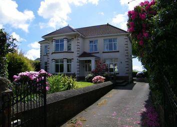 Thumbnail 5 bedroom detached house for sale in Swansea Road, Penllergaer, Swansea