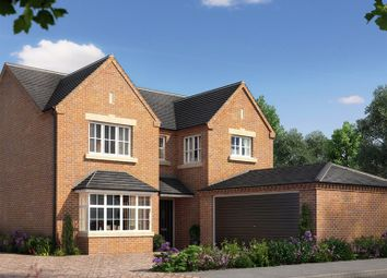 Thumbnail 4 bed detached house for sale in Dalesway, Skipton Road, Harrogate