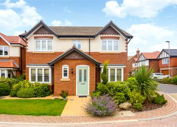 4 bed detached house for sale in Bletchley Park Way, Wilmslow, Cheshire SK9