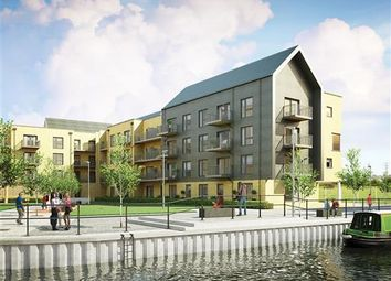 Thumbnail 2 bed flat for sale in Station Road, Waltham Abbey, Essex