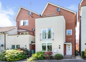 Thumbnail 4 bed end terrace house for sale in Carradine Crescent, Oxley Park, Milton Keynes