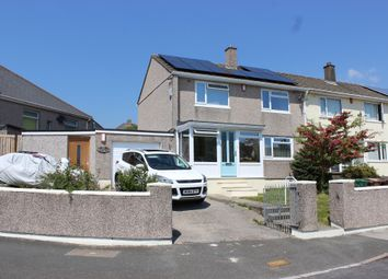 Thumbnail 3 bed semi-detached house for sale in Stirling Road, St. Budeaux, Plymouth