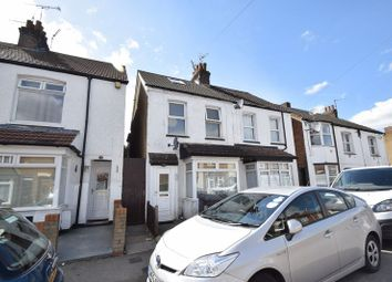 Thumbnail 3 bed end terrace house to rent in Letchworth Road, Luton