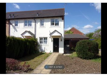 Thumbnail 2 bed end terrace house to rent in May Close, Swindon