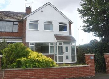 Thumbnail 3 bed semi-detached house for sale in Leander Avenue, Chester Le Street
