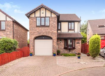 Thumbnail 4 bed detached house for sale in Knowler Way, Liversedge, West Yorkshire