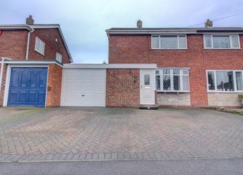 3 bed semi-detached house for sale in St. Johns Road, Pelsall, Walsall WS3