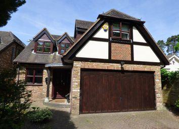 Thumbnail 4 bedroom property to rent in Finchampstead Road, Finchampstead, Wokingham
