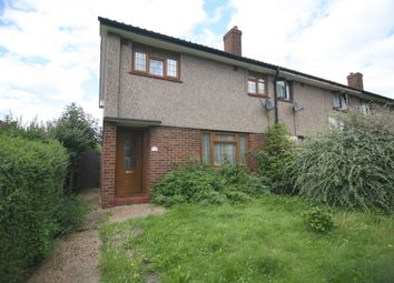 Thumbnail 3 bed end terrace house to rent in Thatches Grove, Romford, Essex