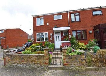 Thumbnail 3 bed end terrace house for sale in Coleridge Close, London