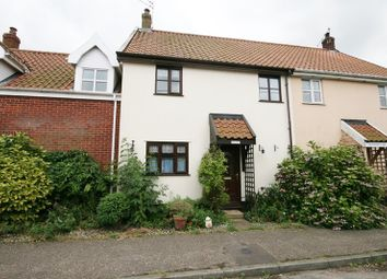 Thumbnail 3 bedroom terraced house for sale in Chapel Street, New Buckenham, Norwich
