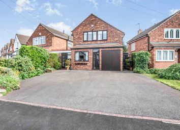 Thumbnail 3 bedroom link-detached house for sale in Red House Park Road, Great Barr, Birmingham