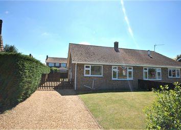 Thumbnail 2 bed semi-detached bungalow to rent in Bracken Way, Grimston, King's Lynn