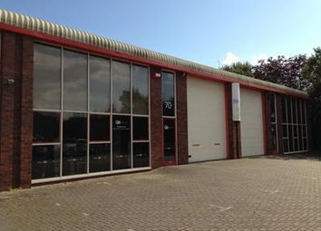 Thumbnail Light industrial to let in 68 & 70 Werrington Business Centre, Papyrus Road, Peterborough