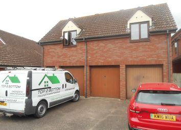 Thumbnail 2 bed property to rent in Hutchings Mead, Exeter