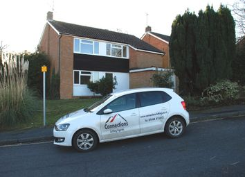 Thumbnail 4 bed detached house to rent in Sergison Close, Haywards Heath