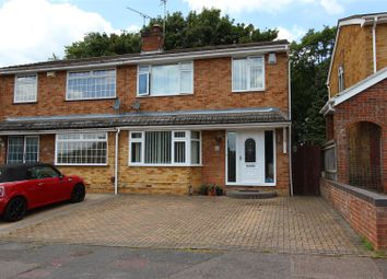 Thumbnail 3 bed semi-detached house for sale in Neptune Drive, The Planets, Hemel Hempstead