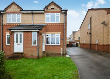 Thumbnail 2 bed semi-detached house for sale in 21 Kingfisher Mews, Morley, Leeds