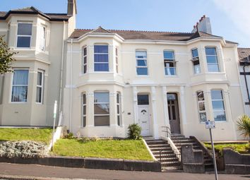 Thumbnail 4 bedroom terraced house for sale in Greenbank Avenue, St Judes, Plymouth
