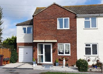Thumbnail 3 bed end terrace house for sale in Beach Road, Selsey