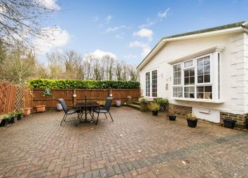 Thumbnail 2 bed mobile/park home for sale in Dover Road, Barham, Canterbury